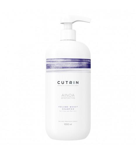 Шампунь для придания объема нормальным и тонким волосам CUTRIN AINOA Volume Boost Shampoo - 1