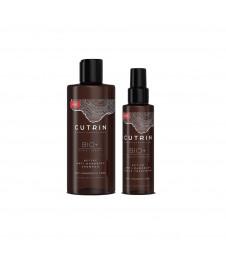 Комплекс против перхоти Набор CUTRIN BIO+ Active Anti-Dandruff Shampoo