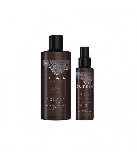 Комплекс против выпадения волос у мужчин CUTRIN BIO+ Energy Boost - 1