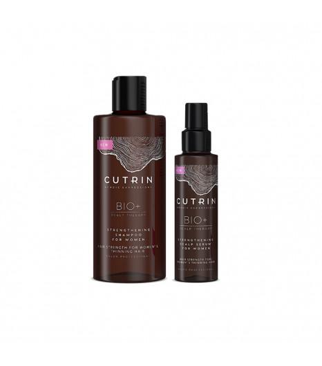 Против выпадения волос для женщин CUTRIN BIO+Strengthening - 1