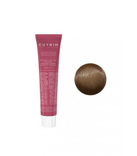 Крем-краска для волос CUTRIN Aurora Permanent Hair Color (Цвет: 7.1 Средний Пепельно-коричневый) - 1