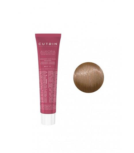 Крем-краска для волос CUTRIN Aurora Permanent Hair Color (Цвет: 7.36 Золотой песок) - 1