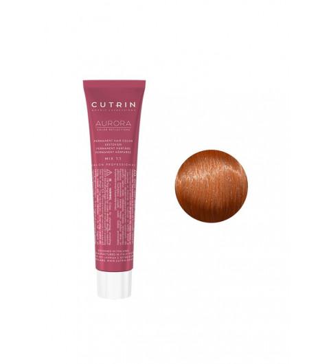 Крем-краска для волос CUTRIN Aurora Permanent Hair Color (Цвет:  8.43 Светлое Медное золото) - 1