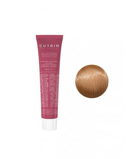 Крем-краска для волос CUTRIN Aurora Permanent Hair Color (Цвет:  9.37G Очень светлое Золотое дерево) - 1