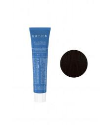 Безаммиачная крем-краска для волос CUTRIN AURORA Demi (Цвет: 4.75 Шоколадная конфета)