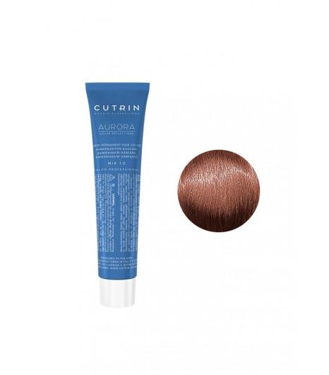Безаммиачная крем-краска для волос CUTRIN AURORA Demi (Цвет: 6.74 Какао) - 1