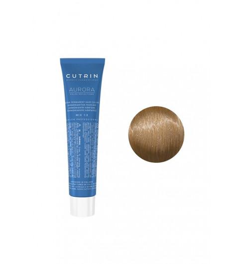 Безаммиачная крем-краска для волос CUTRIN AURORA Demi (Цвет: 8.0  Светлый блонд) - 1