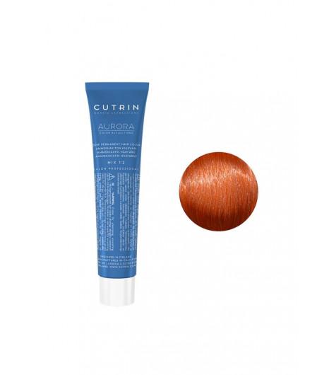 Безаміачна крем-фарба для волосся CUTRIN AURORA Demi (Колір: 8.4 Світлий мідний блонд) - 1