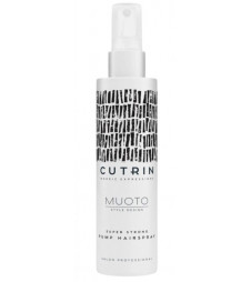 Лак-спрей для экстрасильной фиксации CUTRIN MUOTO Extra Strong Pump Hairspray