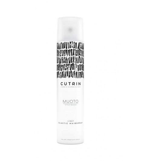 Лак для легкой эластичной фиксации CUTRIN MUOTO Light Elastic Hairspray - 1