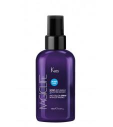 Двухфазный спрей для увлажнения и защиты волос Kezy SPRAY ANTI-GIALLO