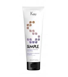 Маска интенсивного увлажнения для глубокого восстановления волос Kezy INTENSIVET MASK
