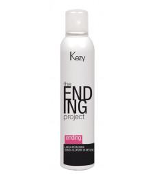 Лак-спрей надежной фиксации Kezy ENDING