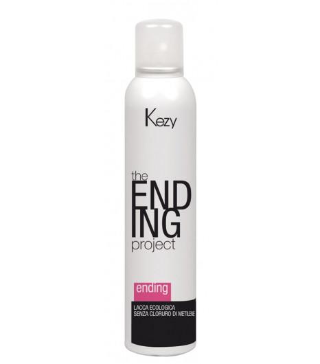 Лак-спрей надежной фиксации Kezy ENDING - 1