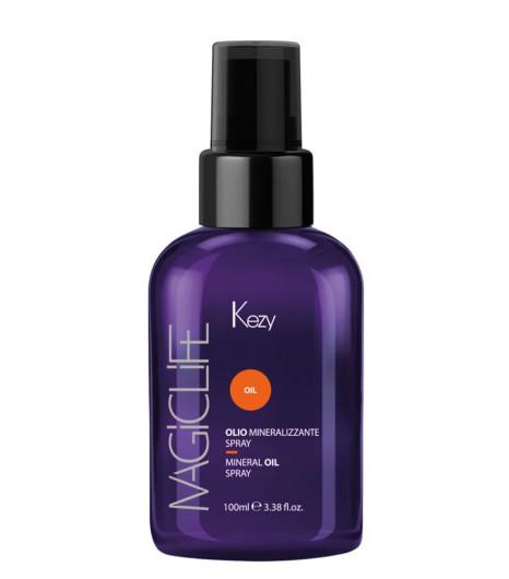 Минерализующее масло-спрей для волос Kezy OLIO MINERALIZZANTE SPRAY - 1