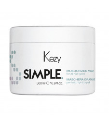 Увлажняющая маска для волос Kezy MOISTURIZING MASK