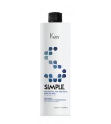 Бальзам для питания поврежденных волос Kezy NOURISHING AND RESTORING CONDITIONER