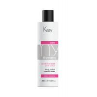 Кондиционер для окрашенных волос Kezy POST COLOR CONDITIONER