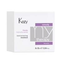 Реструктурирующий флюид с протеинами Kezy RESTRUCTURING ESSENCE