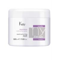 Реструктурирующая маска с кератином Kezy RESTRUCTURING MASK