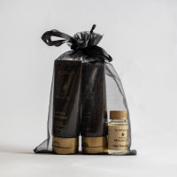 Тревел набор «Питание маслами» LANZA Travel set «Incredible Oil»
