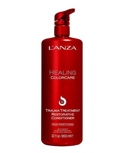 Відновлювальний кондиціонер для захисту кольору волосся Trauma Treatment Restorative Conditioner - 1