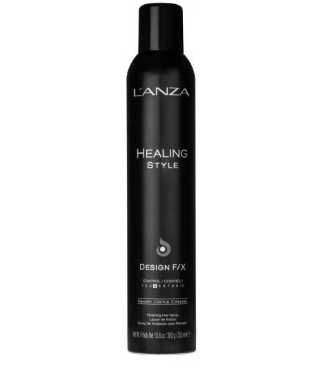 Лак для волос легкой фиксации L'ANZA Healing Style Design F/X - 1