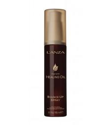 Спрей для объемной укладки с кератиновым эликсиром L'ANZA Keratin Healing Oil Bounce Up Spray