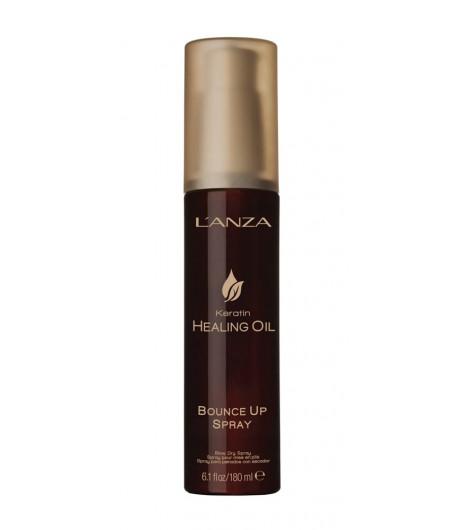 Спрей для объемной укладки с кератиновым эликсиром L'ANZA Keratin Healing Oil Bounce Up Spray - 1