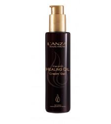 Крем-гель для волос с кератиновым эликсиром L'ANZA Keratin Healing Oil Cream Gel