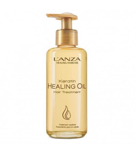 Кератиновый эликсир для волос L'ANZA Keratin Healing Oil Treatmen - 1