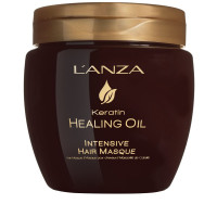 Интенсивная маска для волос с кератиновым эликсиром L'ANZA Keratin Healing Oil Intesive Hair Masque