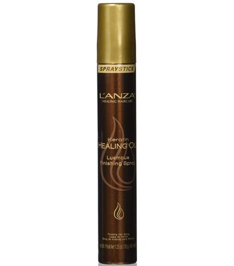 Лак-блеск с кератиновым эликсиром L'ANZA Keratin Healing Oil Lustrous Finishing Spray - 1