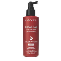 Спрей-блеск для волос L'ANZA Healing Color Care Color Attach Step 2