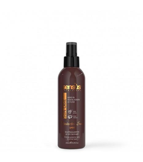 Спрей для волос защита от солнца Sens.ùs Spray After Sun - 1