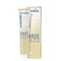 Крем для освітлення натурального і фарбованого волосся Sens.ùs VEGAN Zero Deco Inblonde