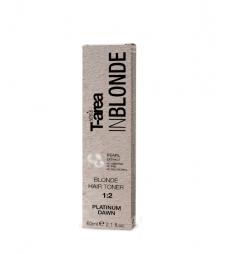 Крем-тонер для светлых волос Sens.ùs BLONDE HAIR TONER Platinum Dawn (Цвет: Платина)