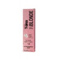 Крем-тонер для світлого волосся Sens.ùs BLONDE HAIR TONER Strawberry Bar (Колір: Полуничний Бар)