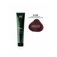 Крем-краска для волос SHOT  Born to be NATURAL Hair Color Cream (Цвет: 6.66 Блонд интенсивно-красный)