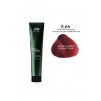 Крем-краска для волос SHOT  Born to be NATURAL Hair Color Cream (Цвет: 8.66 Светлый блонд интенсивно-красный)
