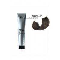 Крем-фарба для волосся SHOT Born To Be Colored Hair Color Cream (Колір: 6.81 Темний блонд шоколадний лід)
