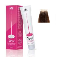 Крем-фарба для волосся з колагеном SHOT DNA Hair Color Crem (Колір: 9.01 Екстра світло-русявий натуральний попелястий)