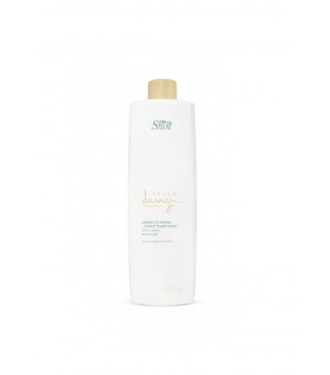 Компрессы FRESH RELAX для кожи головы и волос SHOT Trico Design Scalp Purifying Fresh Impacco - 1