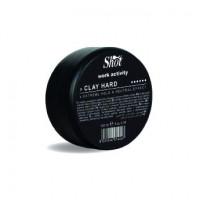 Паста тягучка для укладання волосся SHOT CLAY HARD WAX WORK ACTIVITY