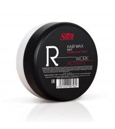 """Воск сильной фиксации с матовым эффектом SHOT Hair Wax Activity """"R"""""""