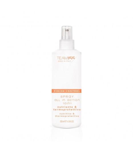 Спрей-блеск для волос без газа TEAM 155 Ecoshine Glosser - 1
