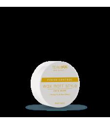 Крем-воск для укладки волос TEAM155 FINISH CONTROL WAX MATT STYLE CERA MATT
