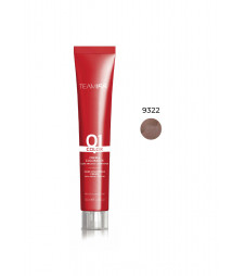 Крем-краска для волос TEAM 155 Color Cream (Цвет: 9322 Фиолетовый бежевый светлый блонд)