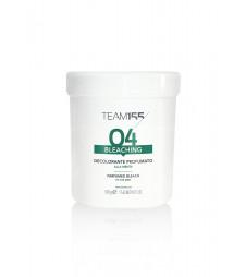 Осветляющий порошок с мятой TEAM 155 Bleaching Powder To Mint